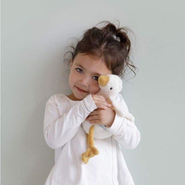 Peluche Little Goose 20 cm - Little Dutch