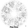 Table de jeux Drawin'table - Drawin'kids