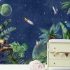 Papier Peint From Jungle to Space - Creative Lab Amsterdam