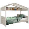 lit cabane en bois blanchi nairobi 90 x 200 cm diagone (3)