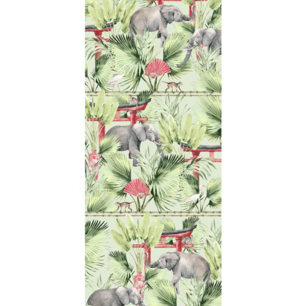 papier peint ritual elephant 6