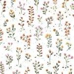 papier peint fleurs de la prairie lilipinso (1)