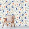 papier peint paisley parrot 2