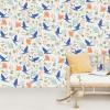 papier peint paisley parrot 3