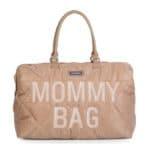 Sac Mommy bag matelassé Beige - Childhome