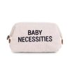 Trousse de toilette Baby Necessities Teddy Ecru - Childhome