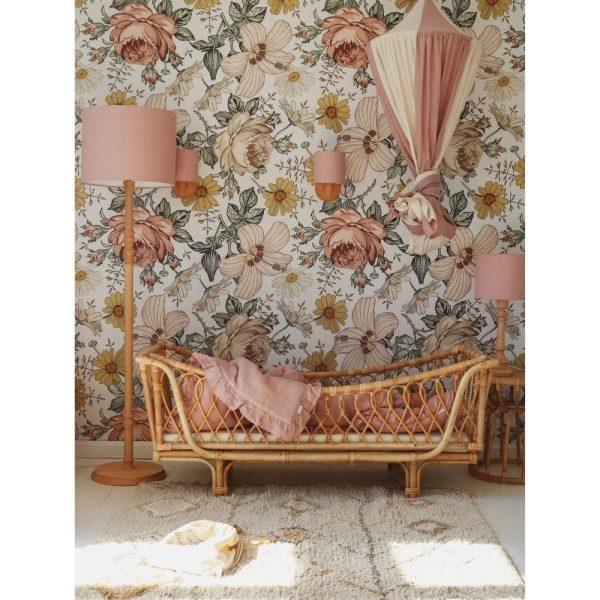 ciel de lit powder pink circus moi mili (2)
