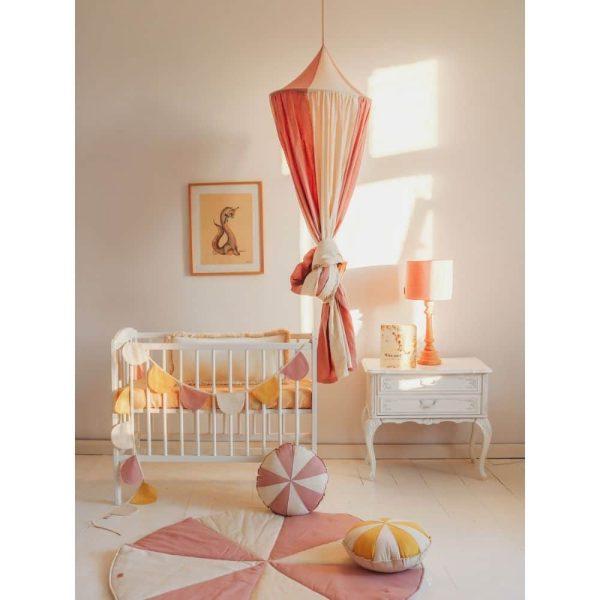 ciel de lit powder pink circus moi mili (3)