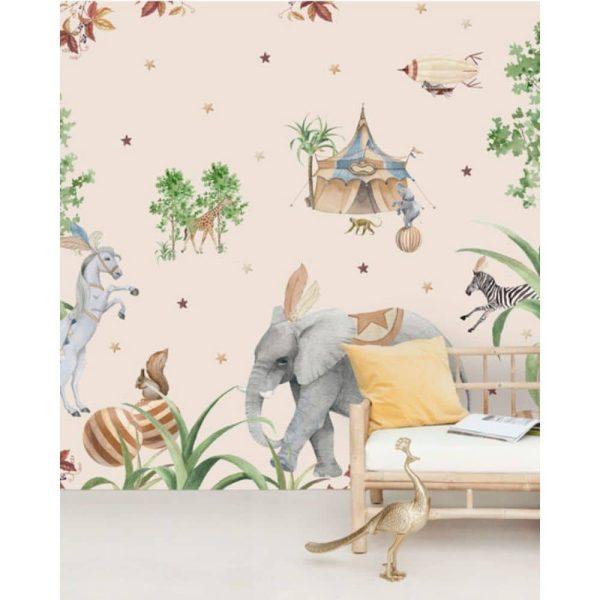 papier peint elephant creative lab amsterdam (8)