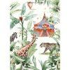 papier peint jungle circus creative lab amsterdam (3)