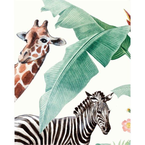 papier peint jungle circus creative lab amsterdam (6)