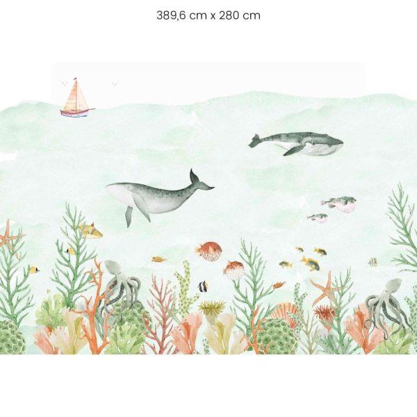 papier peint sealife coral – creative lab amsterdam (7)