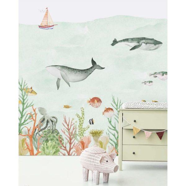papier peint sealife coral – creative lab amsterdam (8)