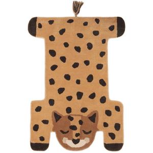 tapis enfant léopard kumako 1