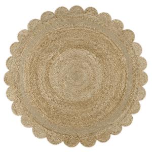 tapis jute neha naturel 1