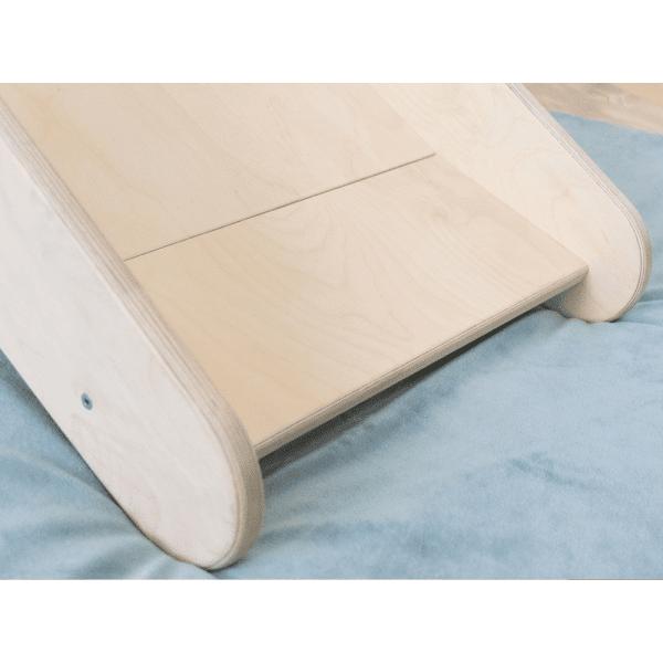 toboggan en bois naturel fichee benlemi 6